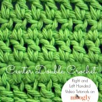 Center Double Crochet