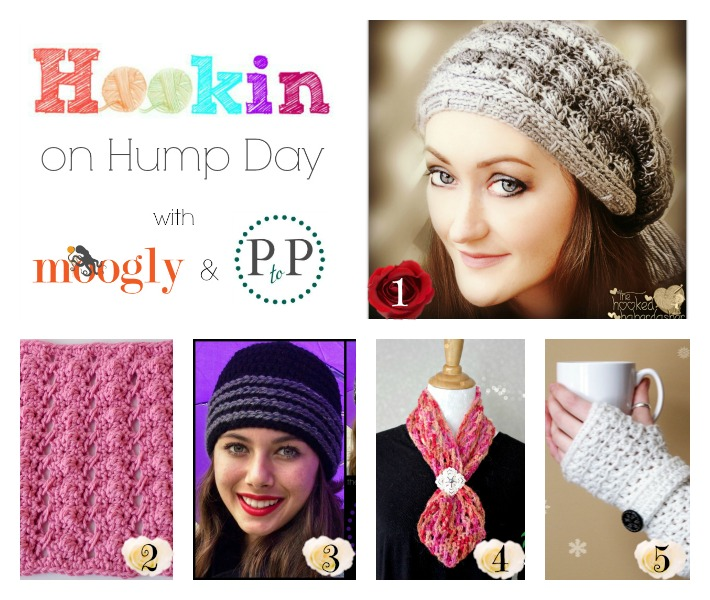 Hookin On Hump Day #89! Link Party for the Yarny Arts!
