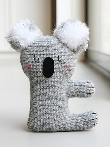 Crazy for #Crochet Koalas: 10 Free Patterns!