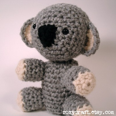 Amigurumi Koala Free : Pics Photos - Amigurumi Crochet Patterns Koala Hat Crochet ...