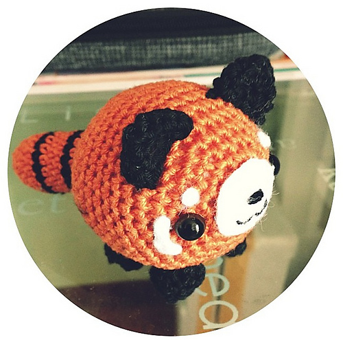 Amigurumi Red Panda : 10 Free Crochet Panda Patterns - moogly