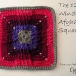 The 2015 Moogly Afghan Crochet-Along: Block #3!