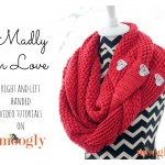How to Crochet Part 1 of Madly In Love