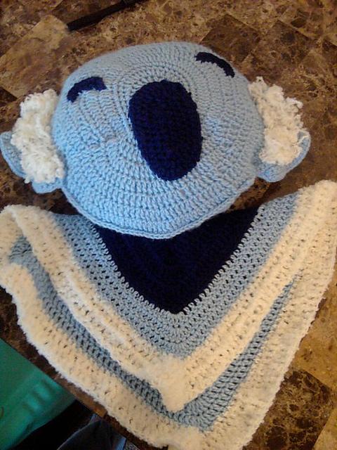 Free crochet Koala Patterns - collection on Moogy! ♥