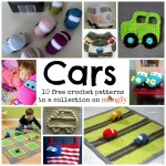Cute and Cuddly Crochet Car Patterns!
