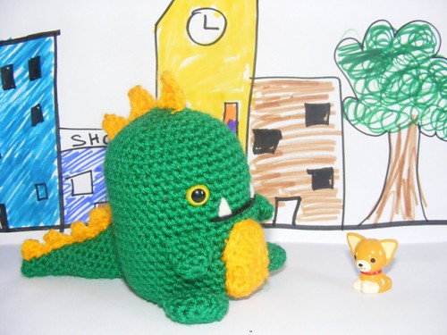 Roar 10 Free Crochet Dinosaur Patterns Moogly