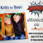 Knits for Boys Giveaway