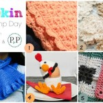 Hookin On Hump Day #90: Link Party for the Yarny Arts!