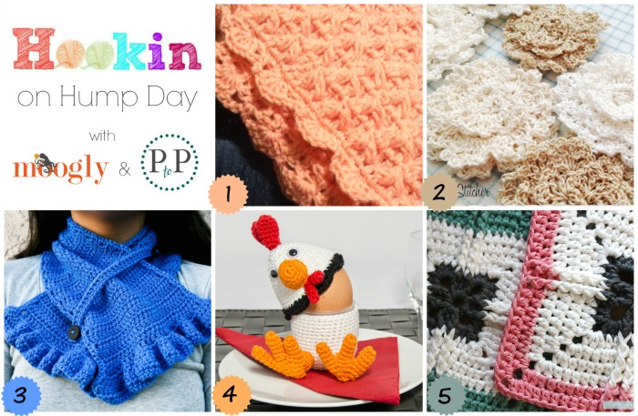 Hookin On Hump Day 90 - amazing FREE patterns!