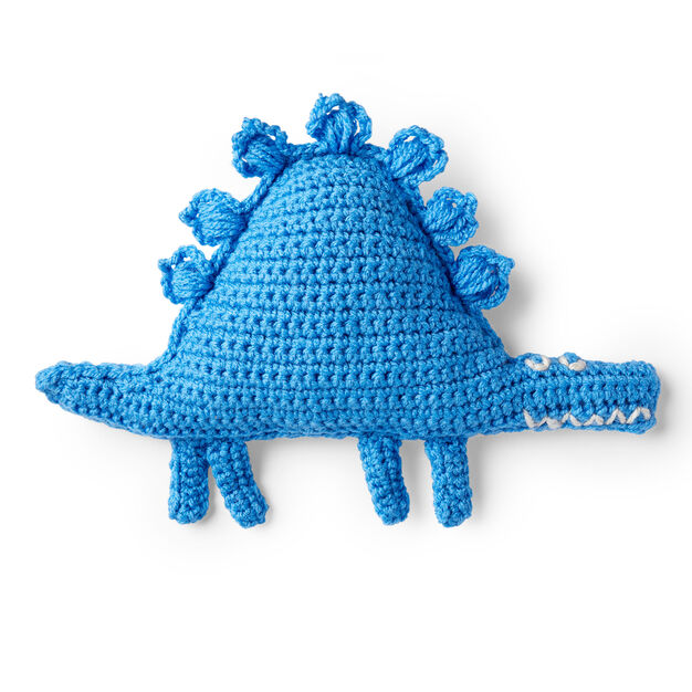 Baby Dinosaur Toy - free crochet pattern