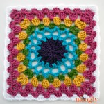 The 2015 Moogly Afghan Crochet-Along: Block #6!