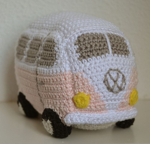 10 Free Crochet Car Patterns - collection on Moogly!