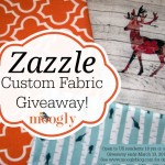 Get Creative with Custom Fabric: Zazzle Giveaway!