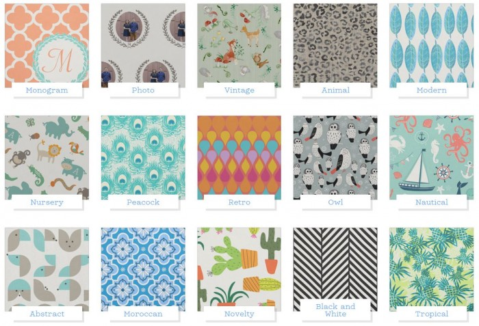 Zazzle Custom Fabric Giveaway on Moogy! Open to US residents age 18 or over, ends 3/13/15!