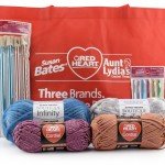 April Showers Bring… a Fantastic Red Heart Yarns Giveaway!