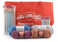 Fantastic Red Heart Yarns Giveaway on Moogly! Ends 4/30/15, open Worldwide!!