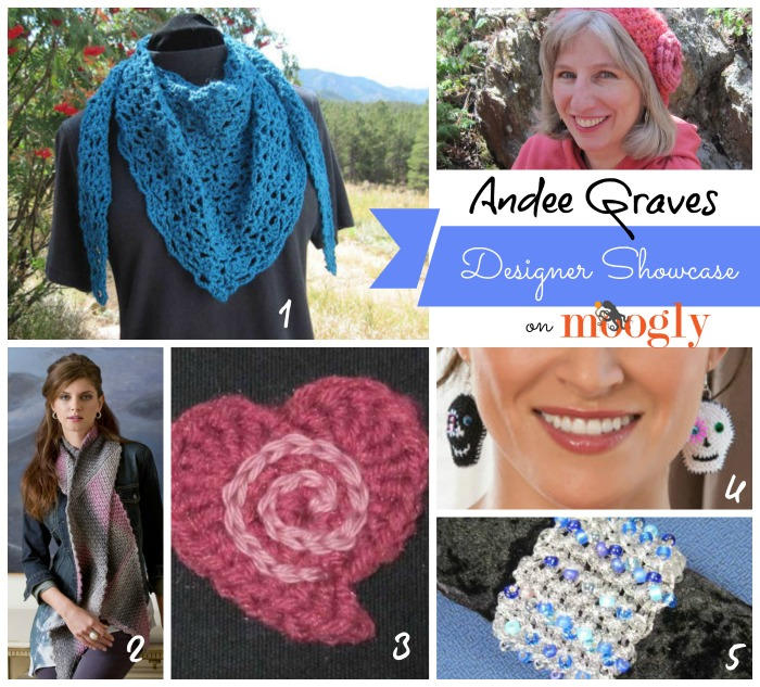 Andee Graves - in the Moogly Designer Showcase!