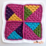 The 2015 Moogly Afghan Crochet-Along: Block #7!