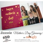Mother's Day Zazzle Giveaway on Moogly!