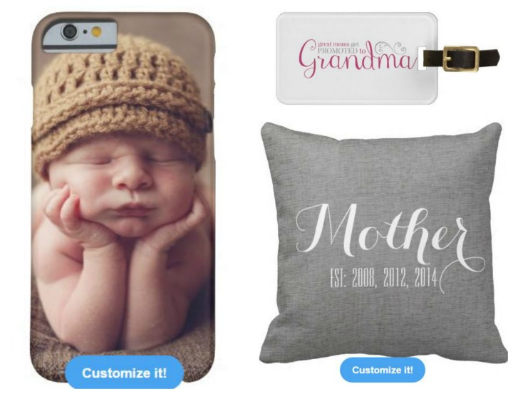 Zazzle Mother's Day Giveaway on Moogly! Ends 5/4/15 at 12:15am central US time, open to US residents 18 and older.