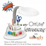 An Out of This World OttLite Giveaway on Moogly!