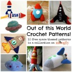 Crochet… In…. Space!