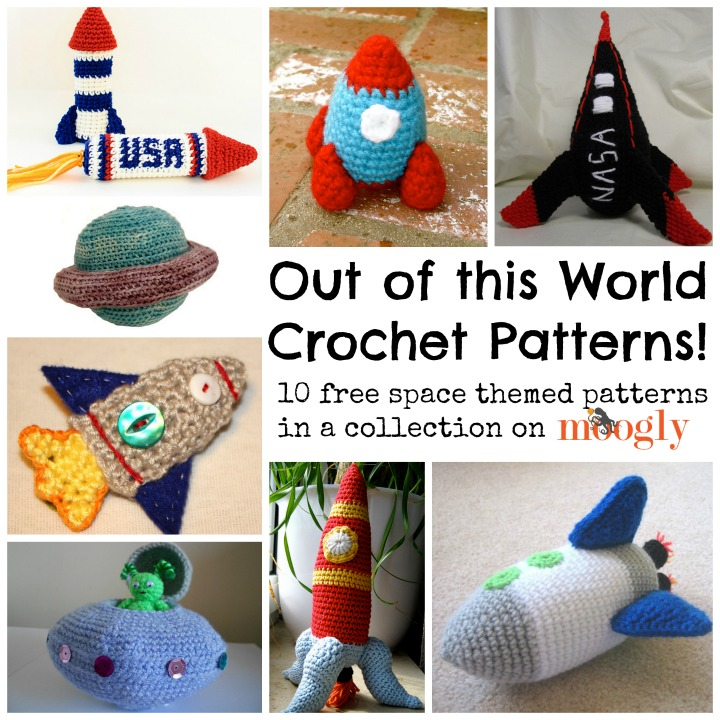Crochet In Space Moogly