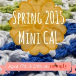 Spring 2015 Moogly Mini Crochet-Along Part 1: Rainbow Runner Tote