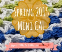 The Spring 2015 Mini Crochet-Along on Moogly! Get ready!!