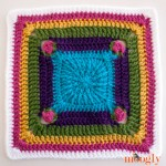 The 2015 Moogly Afghan CAL: Block #8!