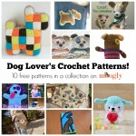 10 Free Crochet Patterns for Dog Lovers!