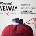 Amazing Knit Picks Crochet Giveaway on Moogly!