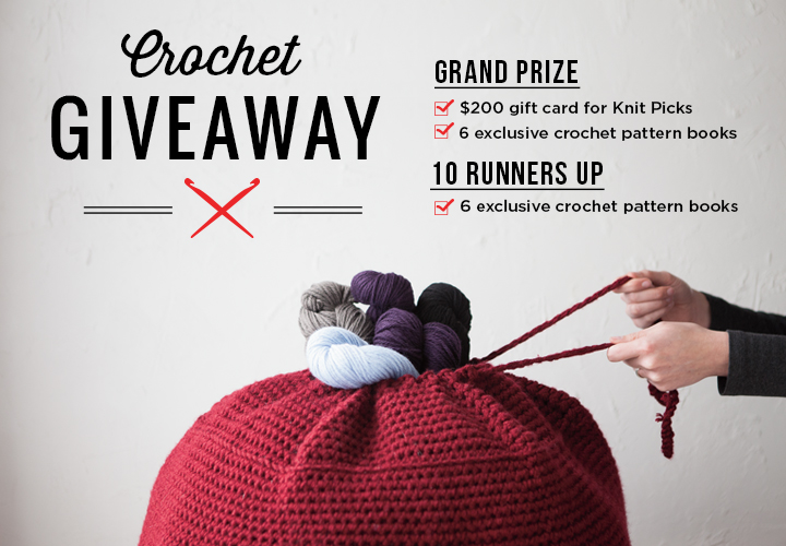Amazing Knit Picks Giveaway on Moogly! ♥ See post for details, ends 5/27/15