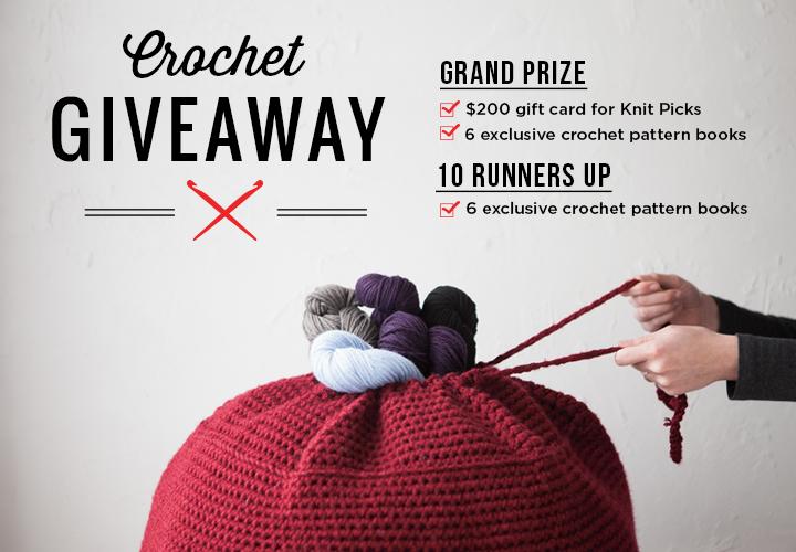 Amazing Knit Picks Crochet Giveaway On Moogly Moogly