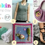 Hookin On Hump Day #94: Link Party for the Yarny Arts!