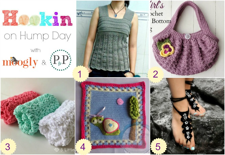 Hookin On Hump Day  #94 - fantastic projects from bloggers around the world!