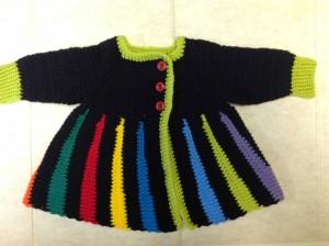 Eloise in Tunisian Crochet!