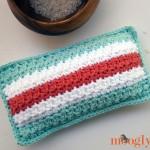 Mod Stripes Rice Bag