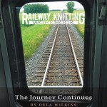 Railway Knitting Workbook by Dela Wilkins: Review and Giveaway on Moogly!