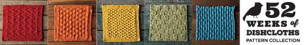 52 Weeks of Dishcloths on Knit Picks!