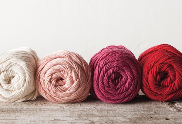 Dishie yarn from Knit Picks! Love it!