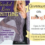 Beaded Lace Knitting: Review and Giveaway!