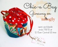 Win this gorgeous Chic-a Ort Keeper on Moogly! Giveaway ends 7/8/15!