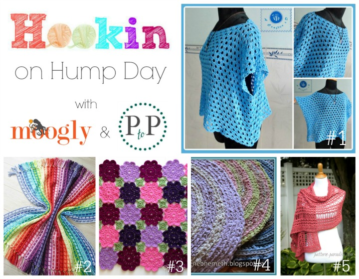 HOHD 97 - get the best crochet and knit patterns and add your own links to the bestest linky party around!