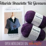 Classic Elite Yarns Telluride Shawl Kit Giveaway on Moogly!
