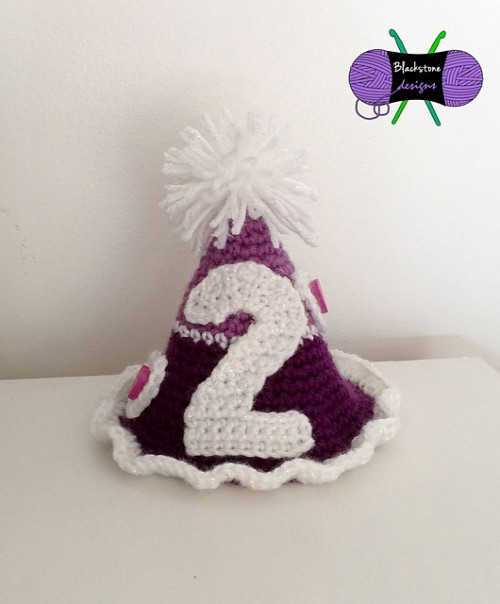 happy birthday crochet  10 free patterns