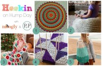 HOHD #99 - get the links to all these fantastic projects on Mooglyblog.com - and add your own! #crochet #knitting #link party