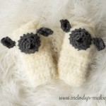 Lamb Car Seat Strap Covers: Guest Pattern by Melody's Makings!