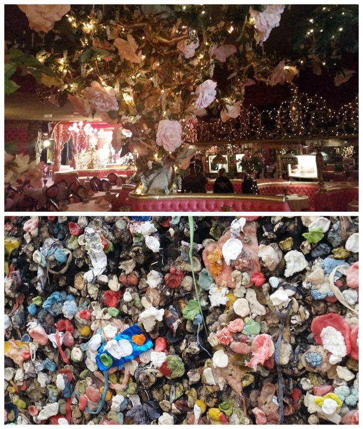 San Luis Obispo - the Madonna Inn, and Bubblegum Alley
