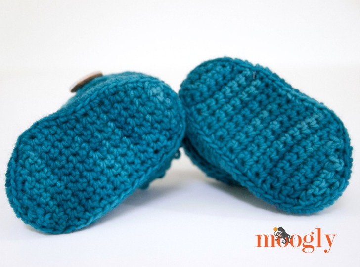 Ups And Downs Toddler Booties Moogly
